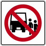 SR- (19) - Vial-Restrictiva-Prohibido buses