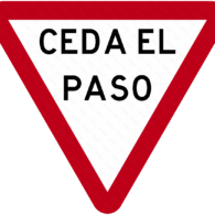 SR- (7) - Vial-Restrictiva- Ceda el paso