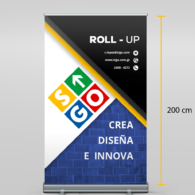 ROLL UP - (120x200)