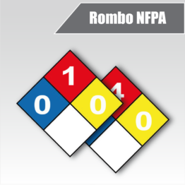 Rombos NFPA