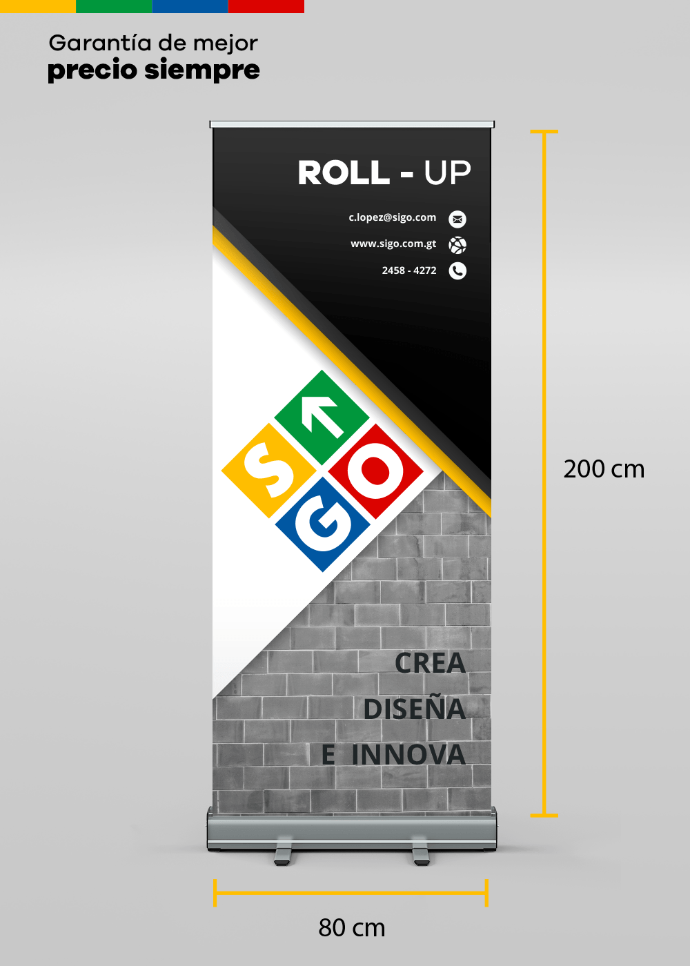 ROLL UP  - Display Publicitario